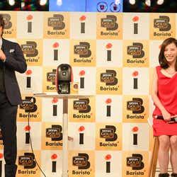 (左から)行定勲監督、加藤あい
