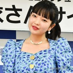 田中芽衣「全部やり切った」ランジェリー撮影振り返る 安室奈美恵さんへの憧れも言葉に