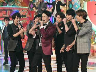 20年ぶり復活「8時だJ」オープニングは「Can do! Can go!」  滝沢秀明・嵐…同窓会豪華メンバー全員で熱唱