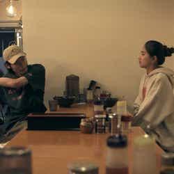 翔平、春花「TERRACE HOUSE TOKYO 2019-2020」6th WEEK(C)フジテレビ/イースト・エンタテインメント