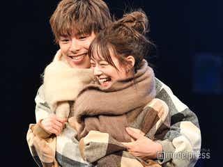 カップルYoutuberこーくん&nagomi、バックハグ披露の胸キュンランウェイ<TGC teen 2019 Winter>