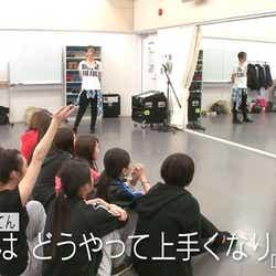 "AAA末吉秀太が見守った""日本一可愛い女子高生""のレッスン公開/番組「#女子高生ミスコン」より"
