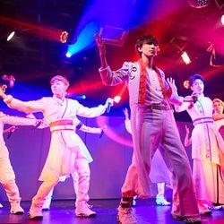 福澤侑が勇ましい殺陣を披露 KYOTO SAMURAI BOYSが8月10日プレオープン