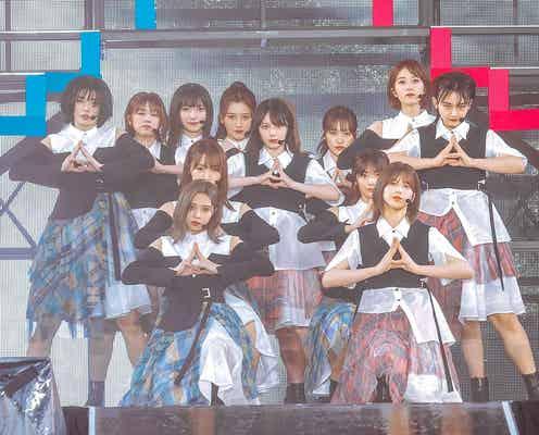 櫻坂46、初の全国アリーナツアー開催決定