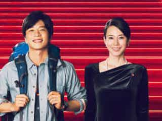 中谷美紀 結婚後初の主演映画で女性総理に!夫・田中圭「一生懸命、選挙カーにも乗りました」