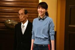 志賀廣太郎、飯豊まりえ/「花のち晴れ~花男 Next Season~」第5話より(C)TBS