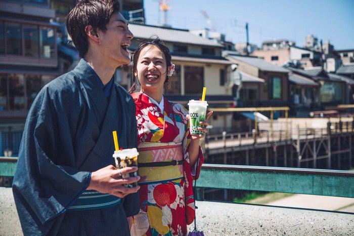 京都仕立ての生タピオカ/画像提供:オペレーションファクトリー