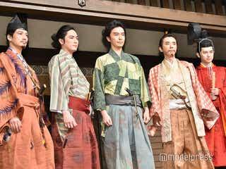 間宮祥太朗・本郷奏多ら大河ドラマ「麒麟がくる」新たな出演者6人発表