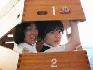 「コントが始まる」菅田将暉と神木隆之介が跳び箱の中に隠れて2人が見たものは?