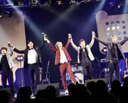 CUBERS、人気曲「強くあれ」をバラードアレンジver.で披露したライブ映像を公開!