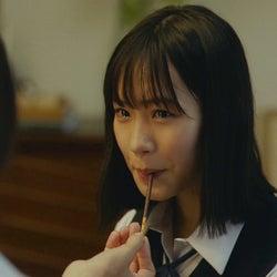 「nicola」南沙良、新CM美女に ポッキーイメージキャラクターに抜擢