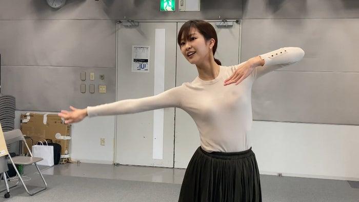 下村彩里アナ(画像提供:テレビ朝日)