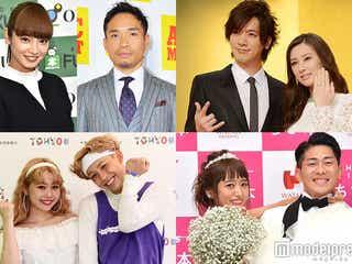 平愛梨&長友選手が婚約発表、北川景子&DAIGOが結婚…今年話題を呼んだ憧れ夫婦&カップル【2016年末特集】