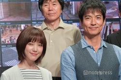 沢村一樹主演の月9「絶対零度」初回視聴率発表(C)モデルプレス