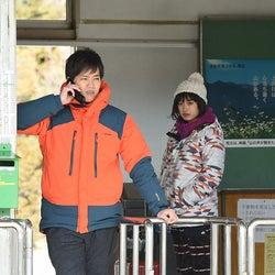 三浦貴大、門脇麦/『リバース』第2話より(画像提供:TBS)