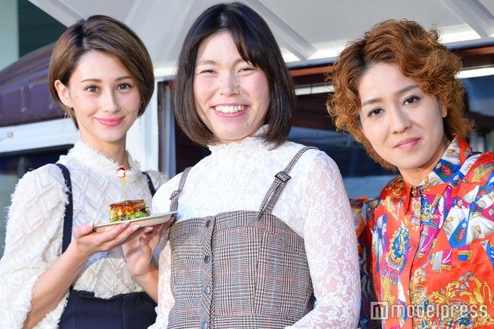 ダレノガレ明美、誠子、渚 (C)モデルプレス