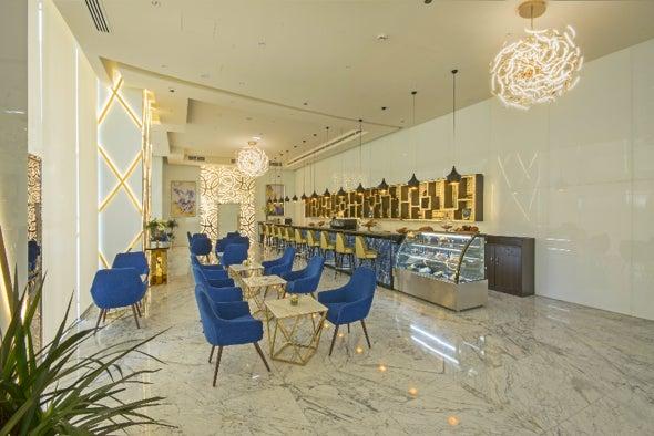 ホテル内の「Le Veyron」/画像提供:Gevora Hotel