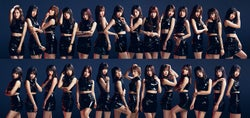AKB48、52ndシングル「Teacher Teacher」アーティスト写真 (C)You,Be Cool!/KING RECORDS