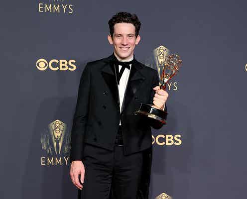 エミー賞2021、「ザ・クラウン」「クイーンズ・ギャンビット」が最多受賞。