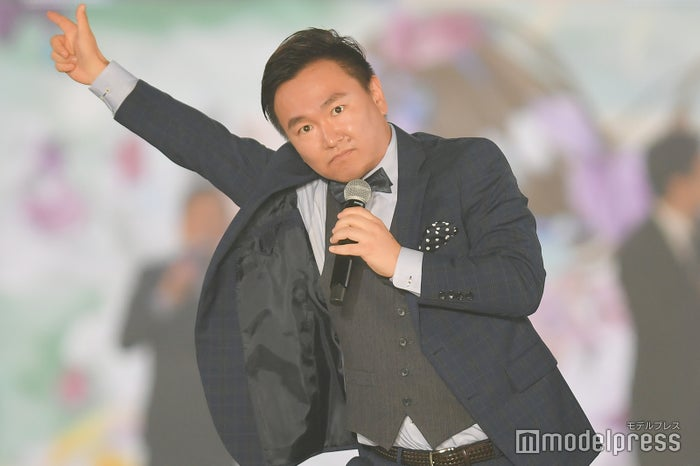 山内健司(C)モデルプレス