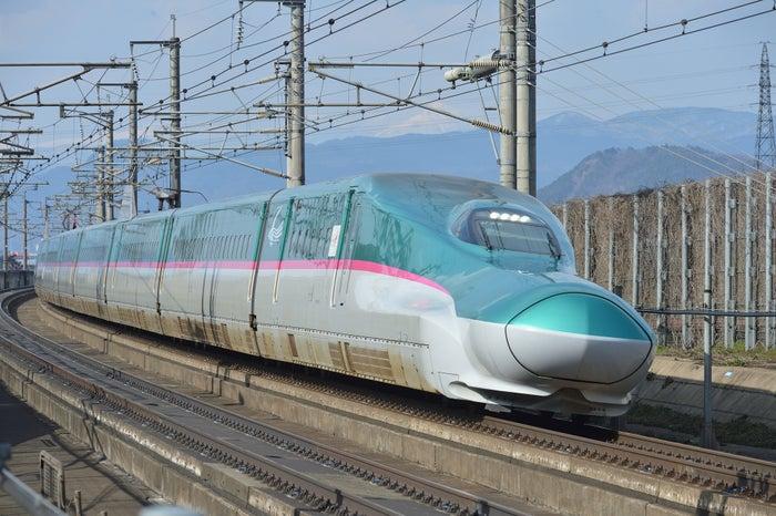 東京駅から運行している新幹線でぶらり北海道旅へ(提供画像)