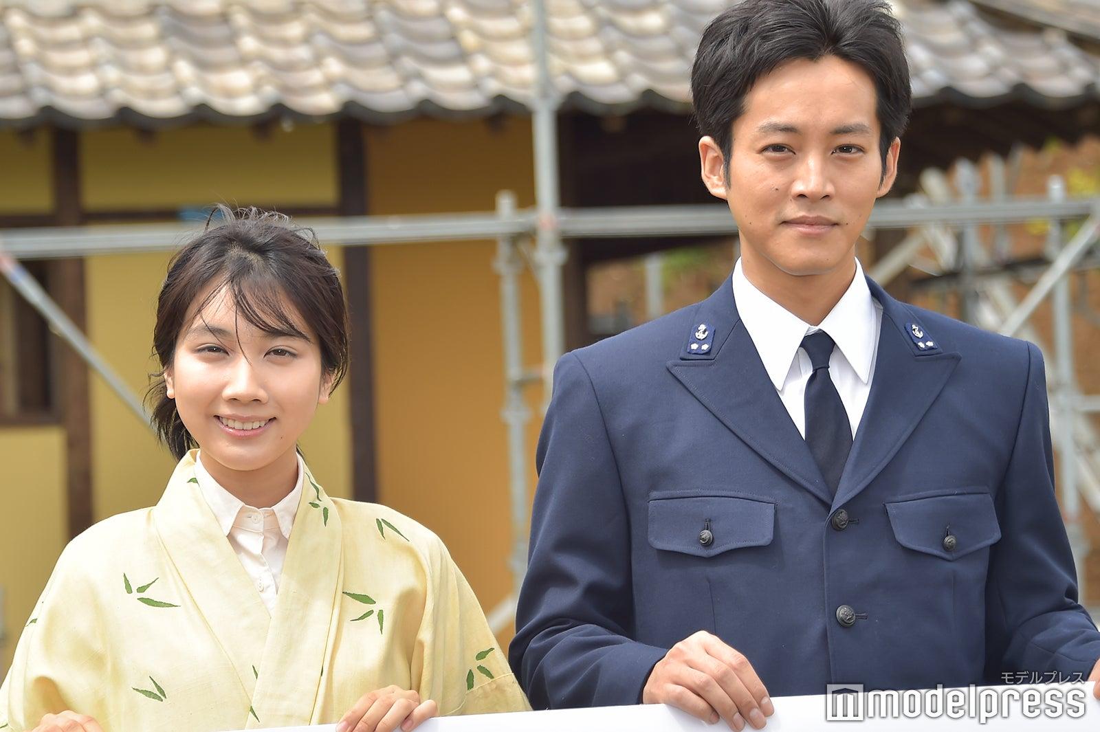 TBS日曜劇場「この世界の片隅に」に出演する松本穂香、