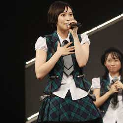 モデルプレス - HKT48豊永阿紀、ロングヘアを大胆ばっさり チームH約2年4ヶ月ぶり新公演<RESET/セットリスト>