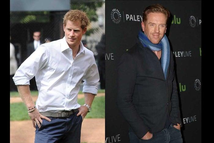 ハリー王子、『ザ・クラウン』について初コメント&『HOMELAND』のあの人に自分を演じて欲しい
