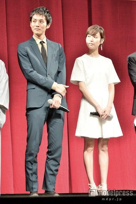 松坂桃李、戸田恵梨香 (C)モデルプレス