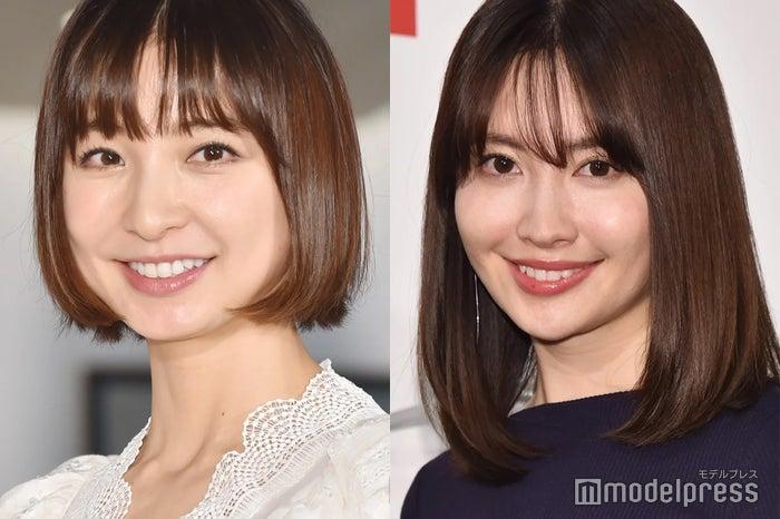 篠田麻里子、小嶋陽菜(C)モデルプレス