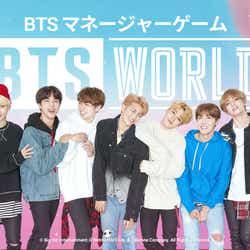 「BTS WORLD」公式サイト