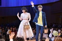 (左から)桜井日奈子、吉沢亮(C)モデルプレス