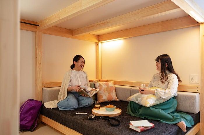 「YAGURA  Room」/画像提供:星野リゾート