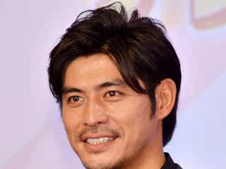 坂口憲二、結婚を発表