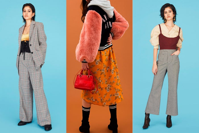 2017秋冬のトレンドファッション&メイクは?TGCが発表(提供写真)