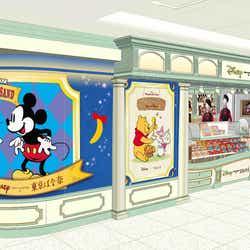 Disney SWEETS COLLECTION by 東京ばな奈 JR東京駅店(C)Disney