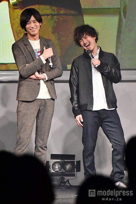 (左より)岩永徹也、宮城大樹【モデルプレス】