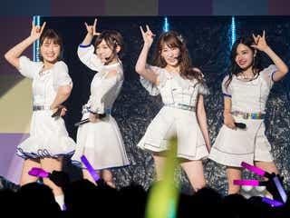 NMB48吉田朱里、コスメブランド立ち上げ Queentet単独ライブで発表