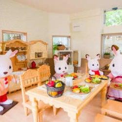 【関西初】大人も子供も夢中♡大阪に「シルバニアパーク」がオープン!