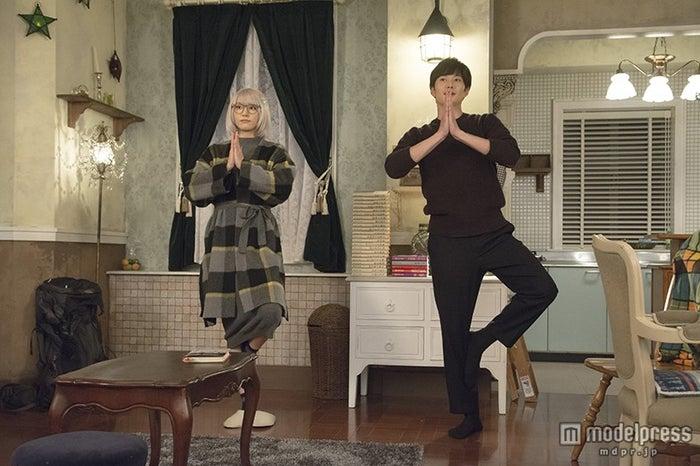 新垣結衣、岡田将生(C)日本テレビ