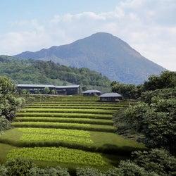 「星野リゾート 界 由布院」2022年夏開業、棚田状の庭園を見晴らす温泉旅館