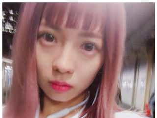 """春はどんなヘアカラーにする?鈴木あやの""""桜ピンク""""が可愛くてマネしたい"""