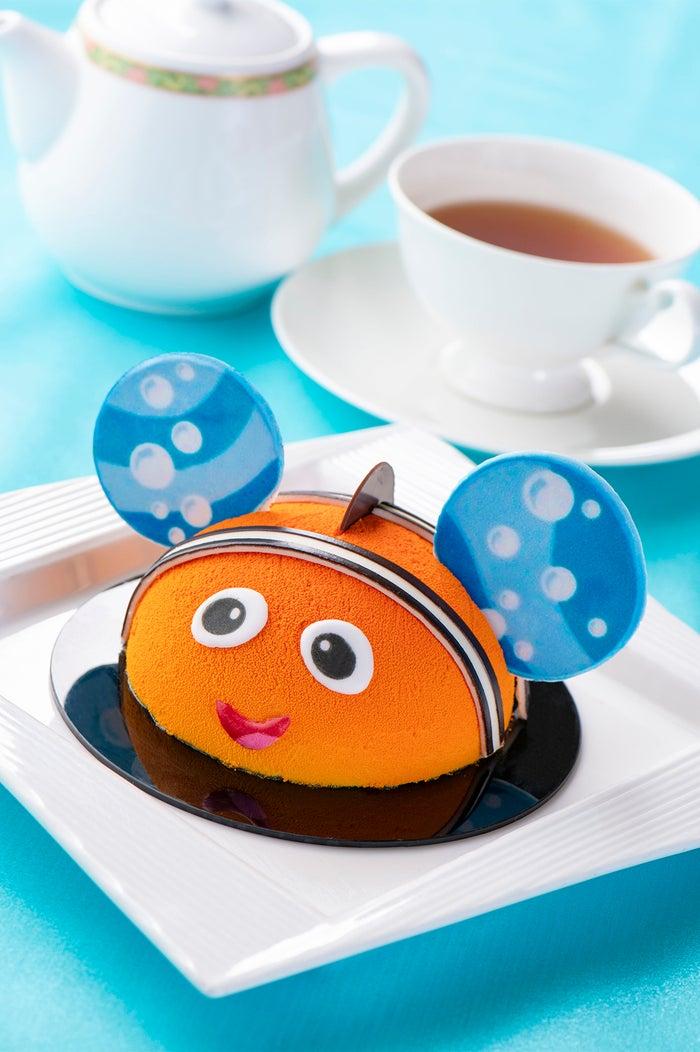 """""""ピクサー・プレイタイム""""ケーキセット(¥1,600)(C)Disney(C)Disney/Pixar"""