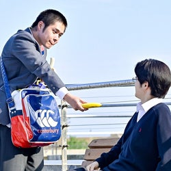 細田佳央太、鈴鹿央士「ドラゴン桜」第9話より(C)TBS