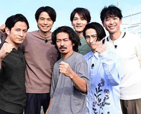 V6が那須塩原へ6人旅『学校へ行こう!』を彩った懐かしい面々と再会