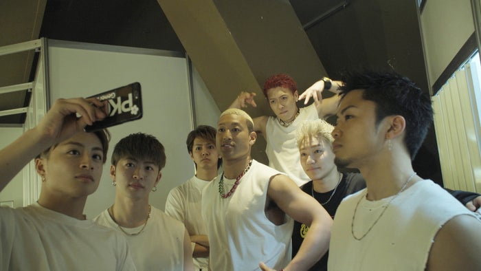 「GENERATIONS from EXILE TRIBE × WOWOW」より(画像提供:WOWOW)