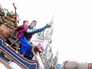 ディズニーランド、新パレードに「アナ雪」の仲間たちが大集合<詳細レポ/写真特集>