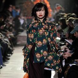 太田莉菜、久々のパリコレ出演 幸せ噛みしめる「ファッションはやっぱりいいもの」<コメント到着>