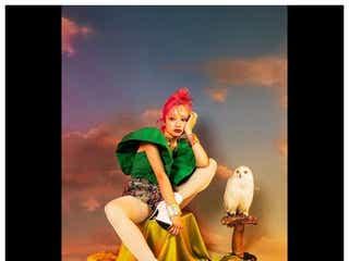 安達祐実、ピンク髪に劇的イメチェン「新鮮」「圧倒的美しさ」と反響