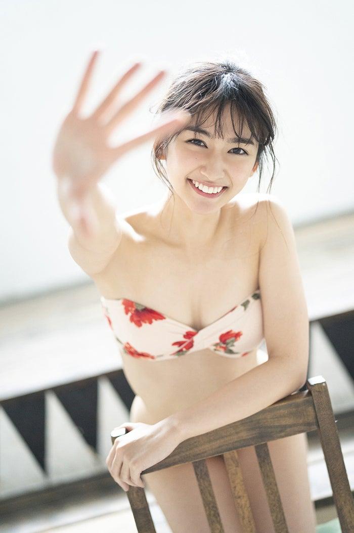 小泉遥(C)矢西誠二/週刊プレイボーイ